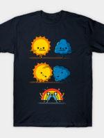 Meteorological Fusion! T-Shirt