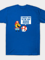 Mushroom Advice T-Shirt