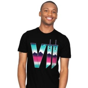 Neon Fantasy T-Shirt
