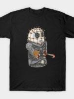 Pinhead, Hellrasier - Horror Hand Puppet T-Shirt