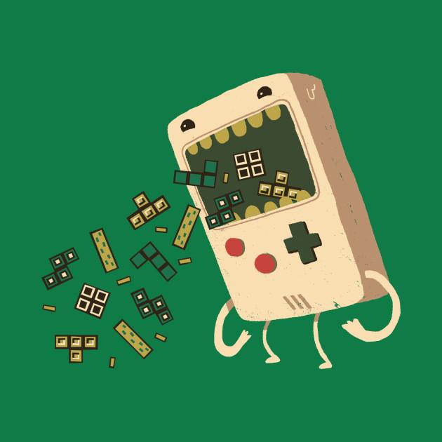 Pixel Puke