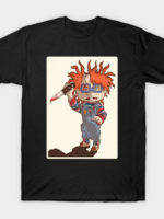 Rugrats Meets Childs Play - Chuckie or Chucky T-Shirt