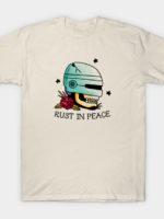 Rust In Peace T-Shirt