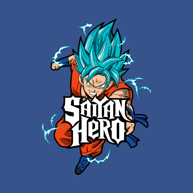 Saiyan Hero