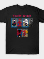 Select Spider T-Shirt