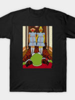 The Shining On Sesame Street T-Shirt