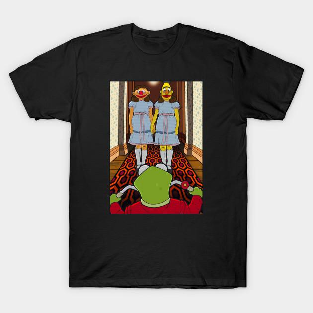 The Shining On Sesame Street