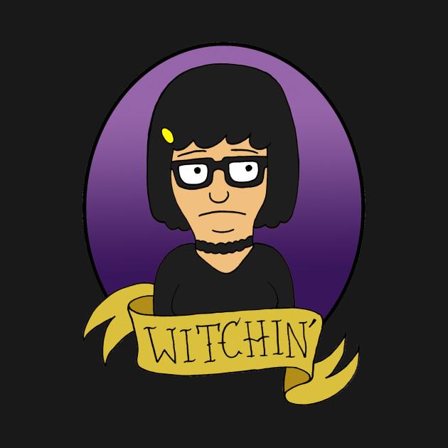 Tina the Witch