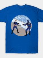 2 captains T-Shirt