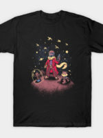 Baby Groot Little Prince T-Shirt