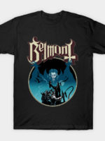 Belmont - Distress T-Shirt