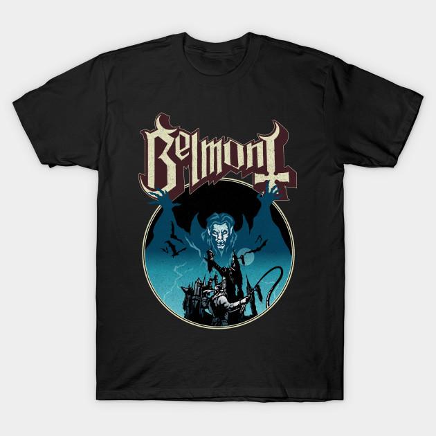 Belmont - Distress