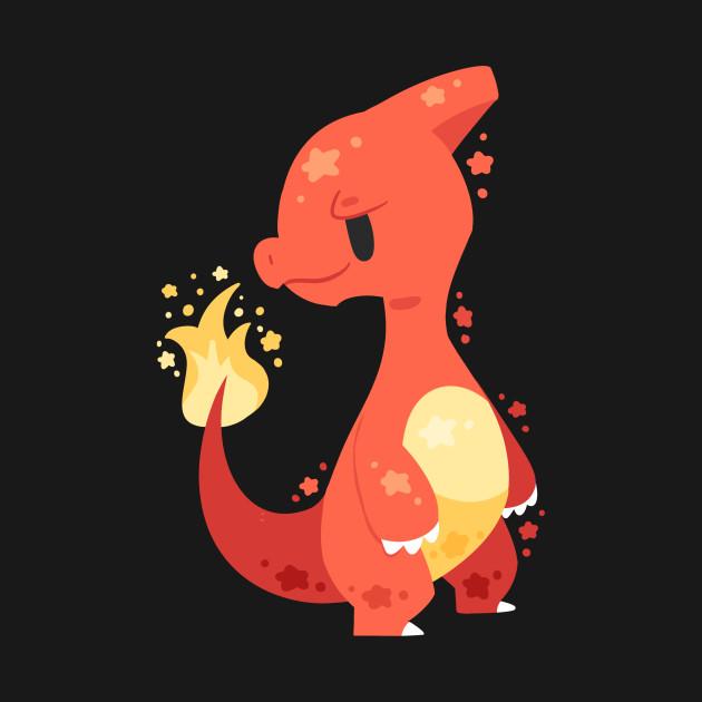 Bigger Fire Lizard