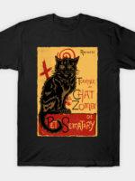 Chat Zombi T-Shirt