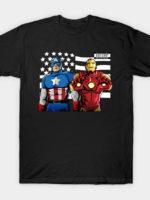 Civil War Junction T-Shirt