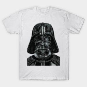 Darth Vader (Black and White)