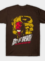Do it Devil T-Shirt