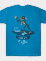 LONG LIVE COFFEE T-Shirt