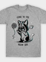 Meow Side T-Shirt