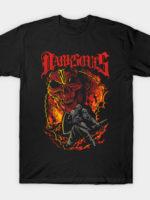 Metal Dark Souls T-Shirt