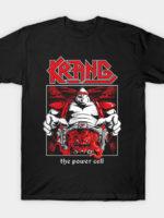 Metal Krang T-Shirt