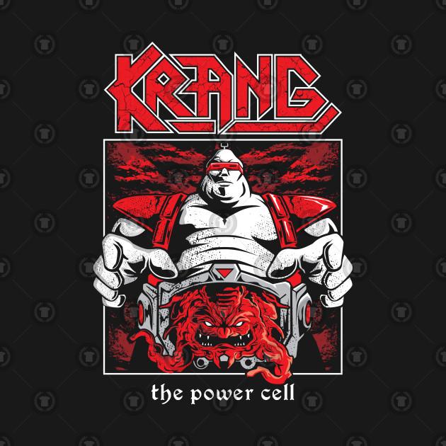 Metal Krang