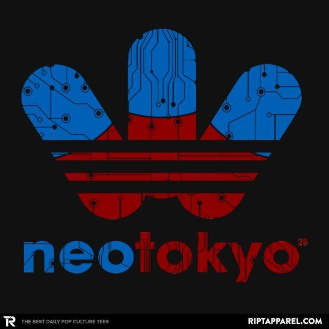 NEO-TOKYO ATHLETICS