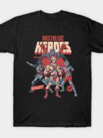 Nostalgic Heroes T-Shirt