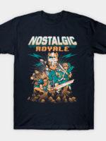 Nostalgic Royale T-Shirt