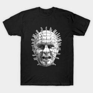 PINHEAD... The Hell Priest!