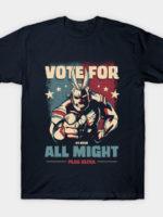 Plus Ultra President T-Shirt