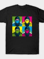 Pop Kombat T-Shirt