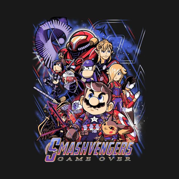 Smash Over