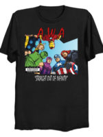 Straight Out of Infinity T-Shirt