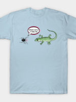 The Amazing Spider vs The Lizard T-Shirt