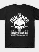 The Goonisher T-Shirt