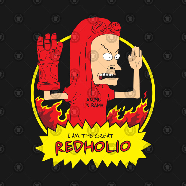 The Great Redholio