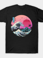 The Great Retro Wave T-Shirt