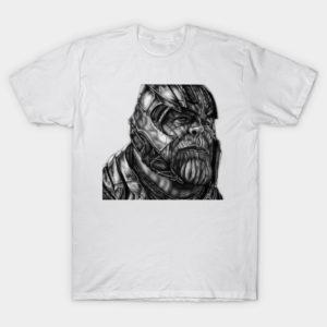 Titan B&W T-Shirt