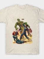Wasteland Uppercut T-Shirt
