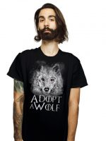 Adopt A Wolf T-Shirt