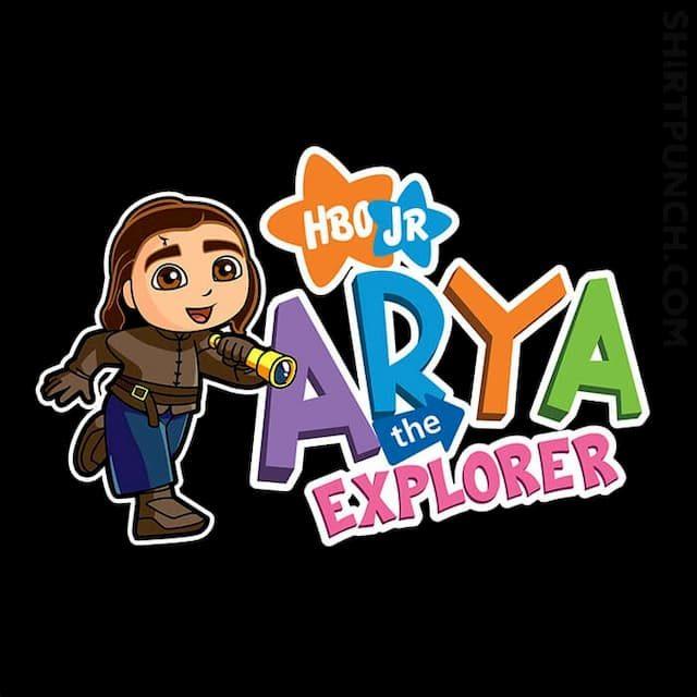 Arya The Explorer
