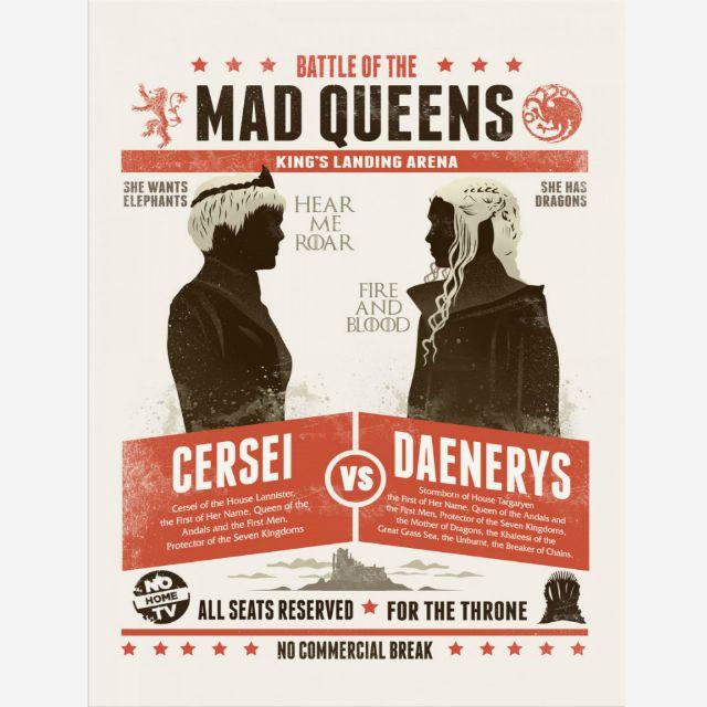 Battle of Queens