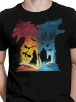 Book of Fire and Ice T-Shirt