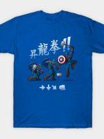 Captain Shoryuken T-Shirt