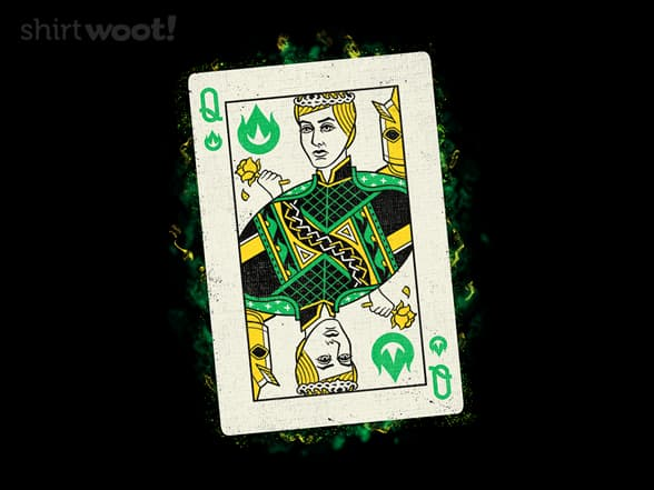 Cersei Lannister Playing Card
