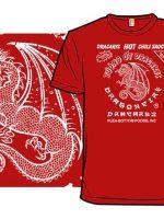 Dragon Fire Sauce T-Shirt