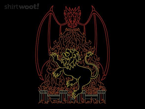 Dragon vs the Lion