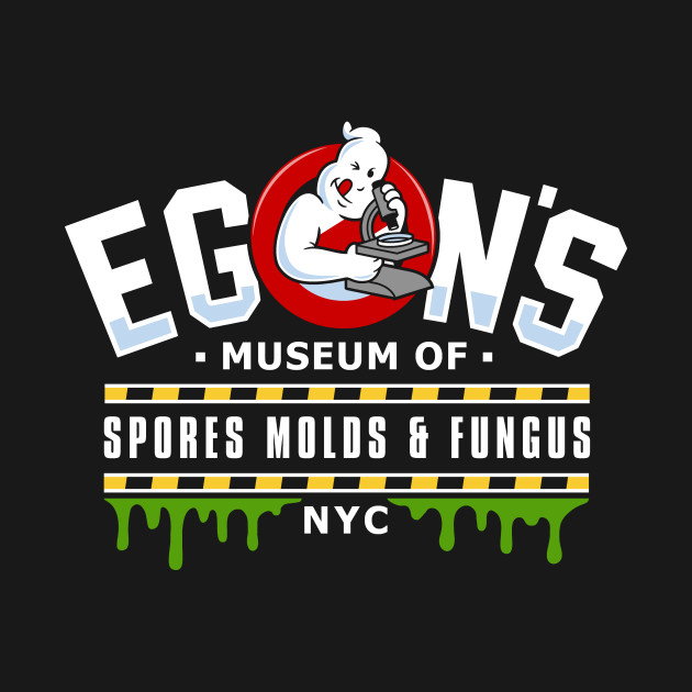 Egon's Museum of Spores Molds and Fungus