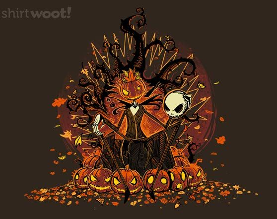 Fall Throne